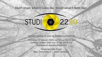 """Studio 2290 stelt voor eerste keer tentoon: """"Fotografie is onze passie, foto's delen onze missie"""""""