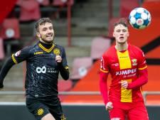 GA Eagles - Roda JC doet weinig voetbalharten sneller kloppen