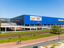 Amersfoortse IKEA de eerste ter wereld met zonnepanelen aan de zijgevel