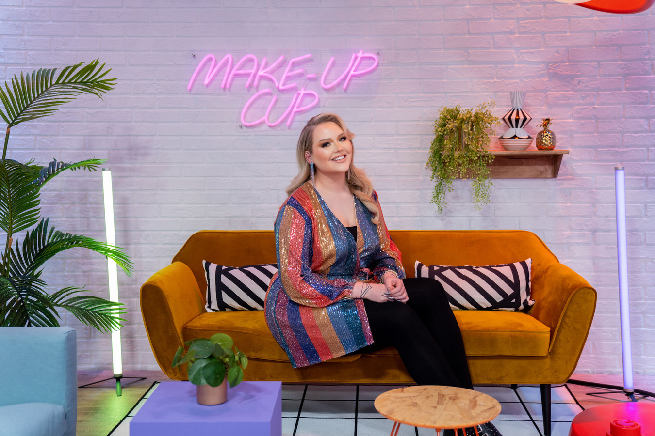 Nikkie de Jager presenteert de Make-up Cup