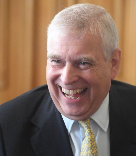 'Prins Andrew ontsteld over misdaden Epstein'