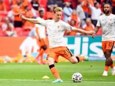 LIVE | Oranje bij winst op Oostenrijk poulewinnaar, Van Persie kijkt toe in sfeervolle Arena