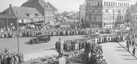 Wie bewees Anton Philips in 1951 de laatste eer?