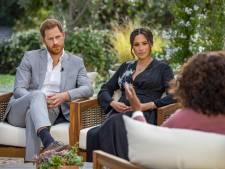 Oprah-interview prins Harry en Meghan genomineerd voor Emmy
