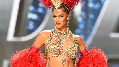 Nieuwe Miss Universe heeft West-Vlaamse roots en 'metekindje' in Bellewaerde