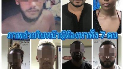 Jonge Franse toeristen ontvoeren landgenote (21) in Thailand en mishandelen haar in afpersvideo