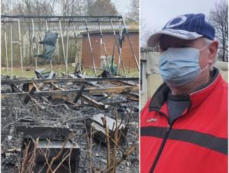 """""""Een knal, vlammen en dan hoorden we haar roepen"""": buurman Gustaaf helpt zwaargewonde vrouw (42) uit ontplofte caravan"""