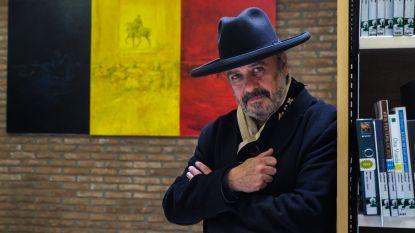 Freddy De Vierman exposeert schilderijen over WO I