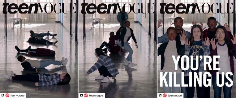 null Beeld Teen Vogue