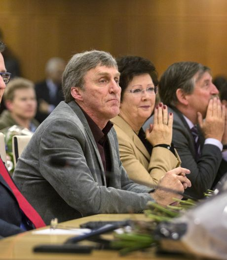 Opgepakt raadslid is Sjef van Creij (55) uit Rosmalen
