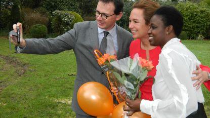 Vlaams parlementslid Valerie Taeldeman (CD&V) trekt naar scholen voor klimaatdebat