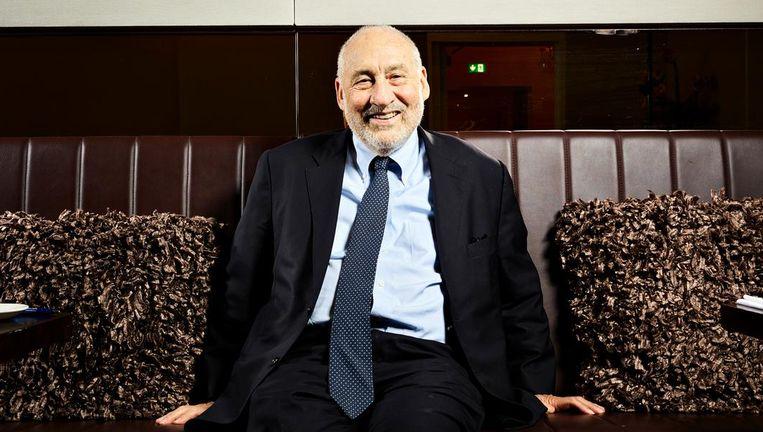 Joseph Stiglitz Beeld Merlijn Doomernik