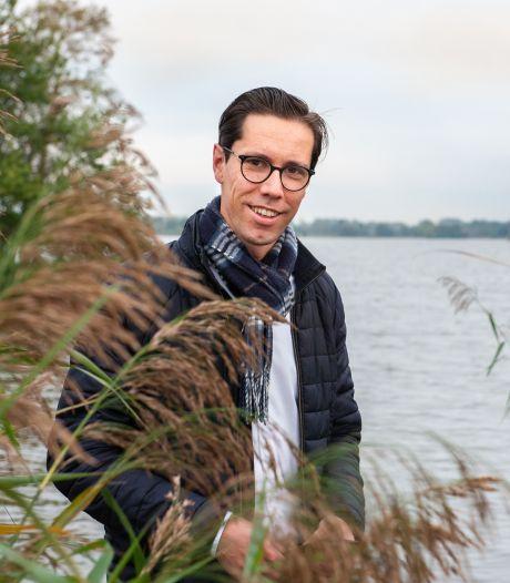 Hans Alderliesten (33) schrijft boek over ziekte, dood en verlies: 'Dit is een doodvonnis, het is over'