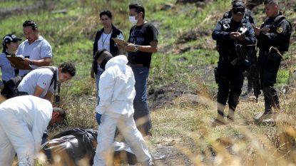 Mexicaanse politie doet lugubere ontdekking in open riool: 19 plastic zakken met lichaamsdelen