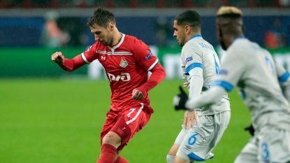 LIVE (18u55). Kan Lokomotiv Moskou iets rapen op het veld van Schalke?