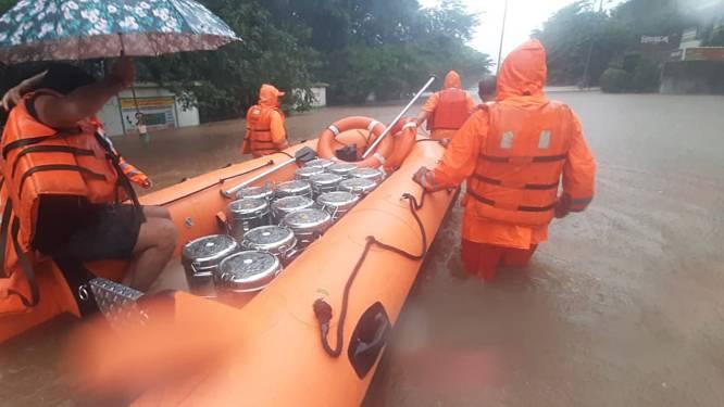 Extreme regen in India veroorzaakt overstromingen en aardverschuivingen; minstens 125 doden
