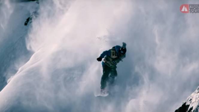 Adembenemend: is freeride skiën de spectaculairste sport ter wereld?