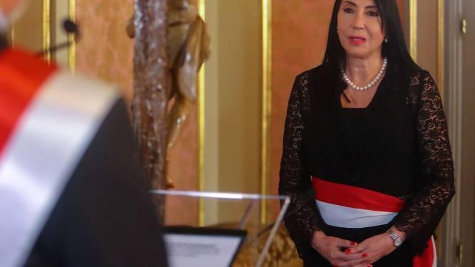 Peruaanse buitenlandminister stapt op na snel vaccin