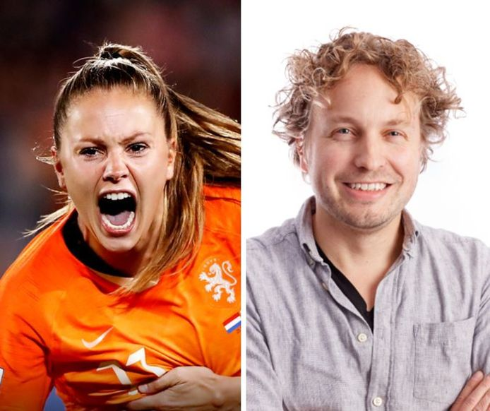 Over de door Lieke Martens benutte penalty werd geklaagd, merkte columnist Niels Herijgens