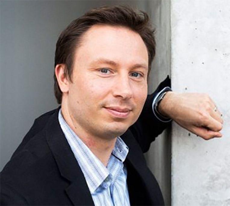 Joris Evers, Nederlands Netflix-topman Beeld Twitter
