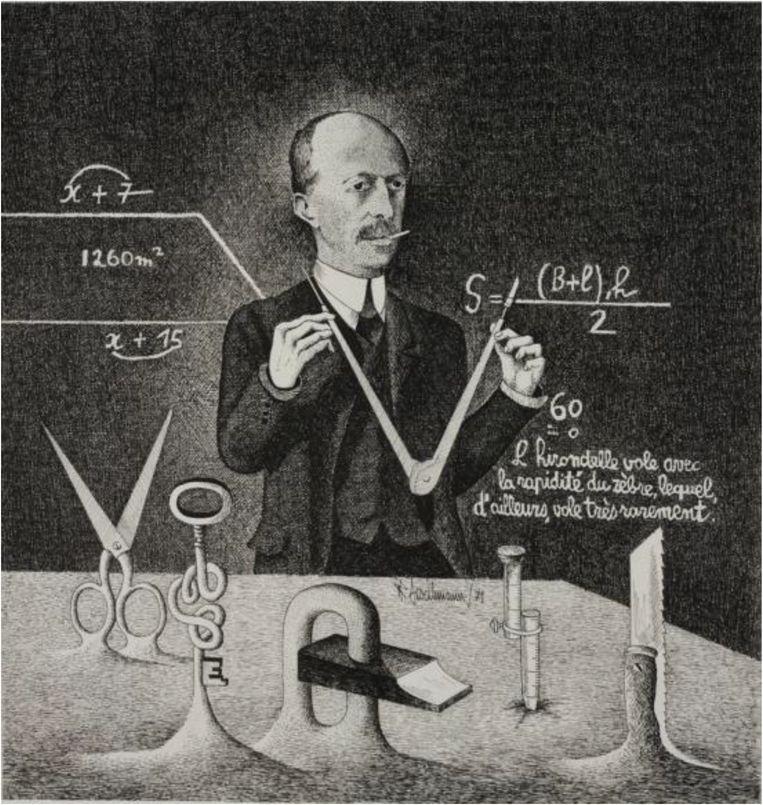 Hofstede vertaalde de hier onbekende Nederlands-Zwitserse chroniqueur Henri Roorda. Beeld Richard Aeschlimann