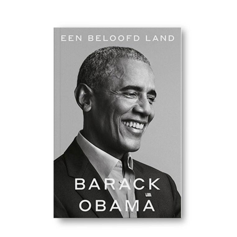 Een beloofd land - Barack Obama Beeld Uitgeverij Hollands Diep