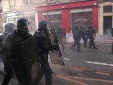 """""""La police assassine"""": l'hommage au Français tué dégénère"""
