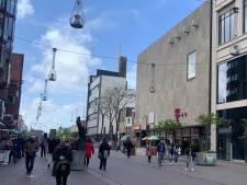 'Zeeman-pand' in de steigers voor nieuwe winkels en woonruimte