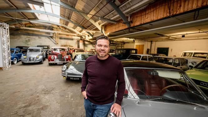Oude meubelfabriek aan rand van Eibergen straks mekka voor autoliefhebbers? 'Het is net een dagje Autotron'