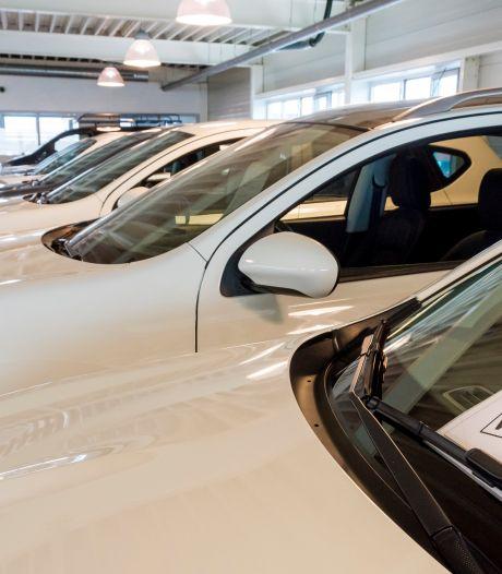 Autoverkoop in een dip door 'broos economisch herstel'