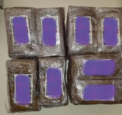 Politie onderschept flinke partij softdrugs in Tilburg