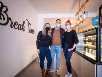 """Broodjes- en pastazaak Break Time opent deuren: """"Alles was jaar geleden al klaar"""""""