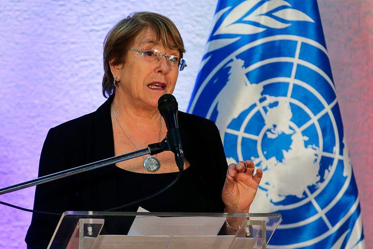 Michelle Bachelet, Hoog Commissaris voor de Mensenrechten bij de VN
