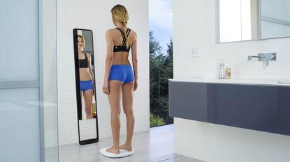 Must have: deze spiegel weet precies hoeveel vet je verbrandt