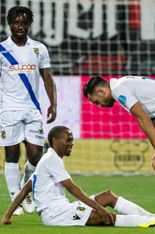 Serero: Afgescheept bij Ajax, met Vitesse terug in de Arena