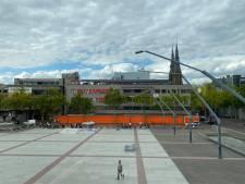 Hoge torens bij Stadhuis Eindhoven hoeven niet per se 160 meter hoog te worden