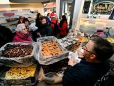 Arnhemse chocolaterie Mousset giet jaarlijkse brokkendag in andere vorm: 1000 kilo afhaalbrokken