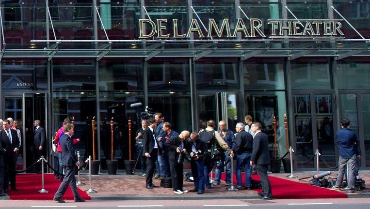 De voorstelling is exclusief te zien in het DeLaMar Beeld anp