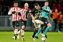PSV-NAC in seizoen 2017-2018: Rai Vloet wordt op de hielen gezeten door Jorrit Hendrix en Steven Bergwijn