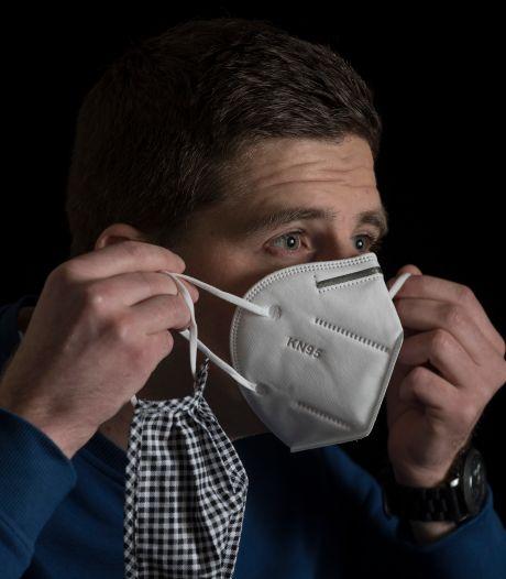 Miljoenen medische mondmaskers heeft Nederland in opslag, waarom gebruiken we ze niet? 'Pas als het nodig is, trekken we ze uit de kast'