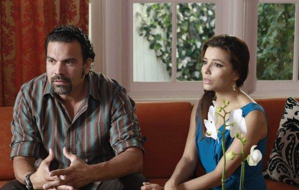 "Ricardo Chavira jouait le mari d'Eva Longoria dans ""Desperate Housewives""."