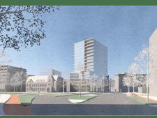Ontwikkelaar BPD bouwt 120 woningen in plan Diagnostiek voor U/PC Hooftlaan in Eindhoven