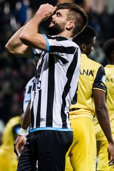 Heracles wint in de absolute slotseconden van Roda JC
