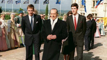 'Le Comte de Paris' is niet meer: de man die koning zou zijn indien Frankrijk nog een monarchie was