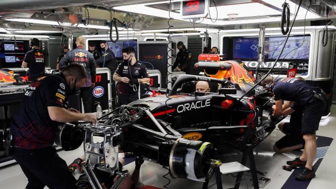 Verstappen start als laatste in GP van Rusland door nieuwe motor