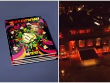 Gemeentehuizen in Twente kleuren oranje en magazine Zwarte Cross landelijk in de schappen