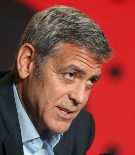 George Clooney 'bedroefd' om kinderarbeid op Nespresso-plantage