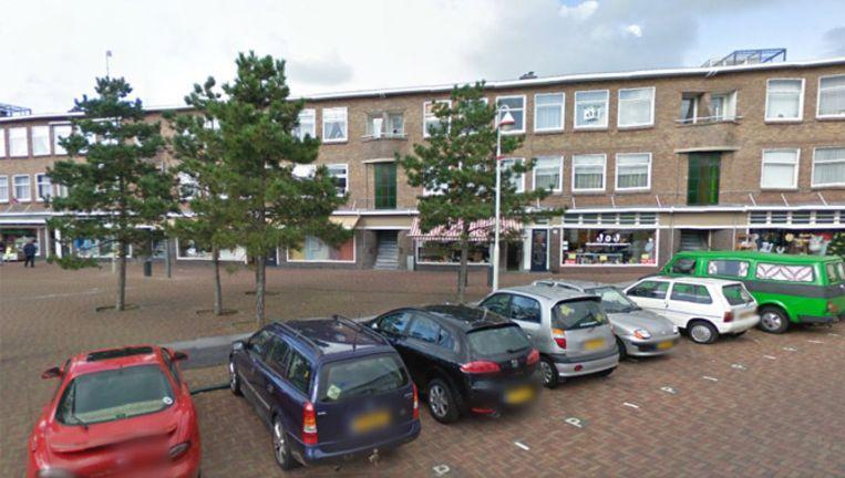 Een straat in de wijk Duindorp Beeld Google Streetview