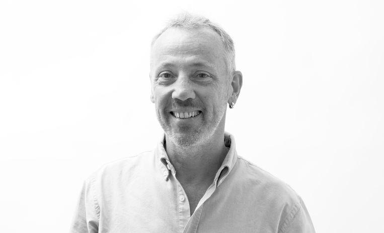 Evert Kuiken is werkzaam bij Lens, dat zonnepanelen plaatst; is energiecommissaris voor 02025 en deelnemer aan Duurzaam Dorp Diemen.  Beeld Het Parool