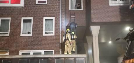 Grote brand Laan van Wateringse Veld in Opsporing Verzocht: 'Enorm gevaar gecreëerd'